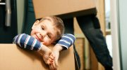 Tops Tips for Moving House with Kids